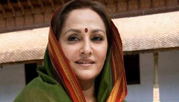 अभिनेत्री जयाप्रदा भाजपमध्ये प्रवेश करण्यास इच्छूक