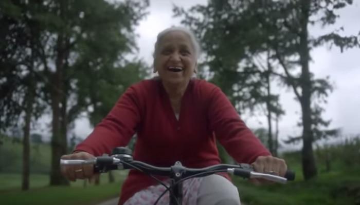 व्हिडिओ: स्वप्नांना वयाचं बंधन नसतं...