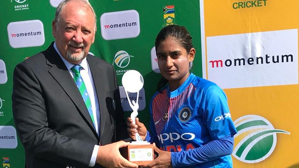 आफ्रिकेत 'मिताली राज' : पहिली टी २० महिला संघाने ७ विकेट्सने जिंकली