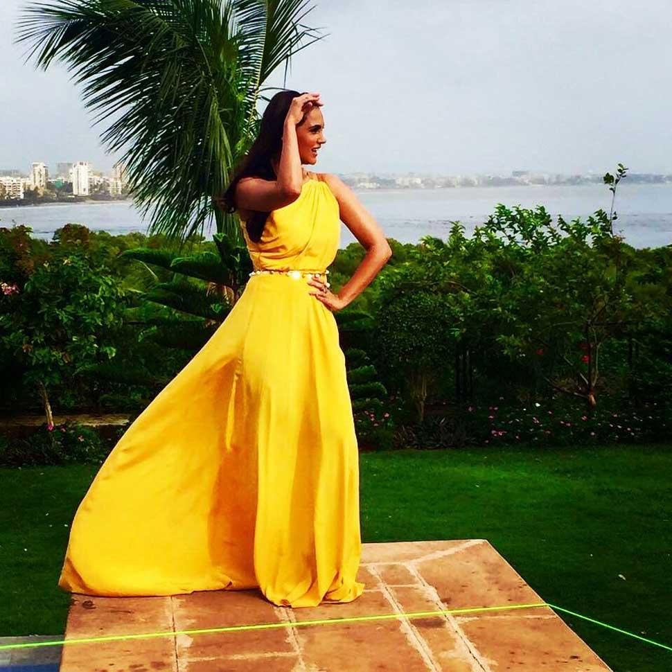 Former Miss Universe Lara Dutta