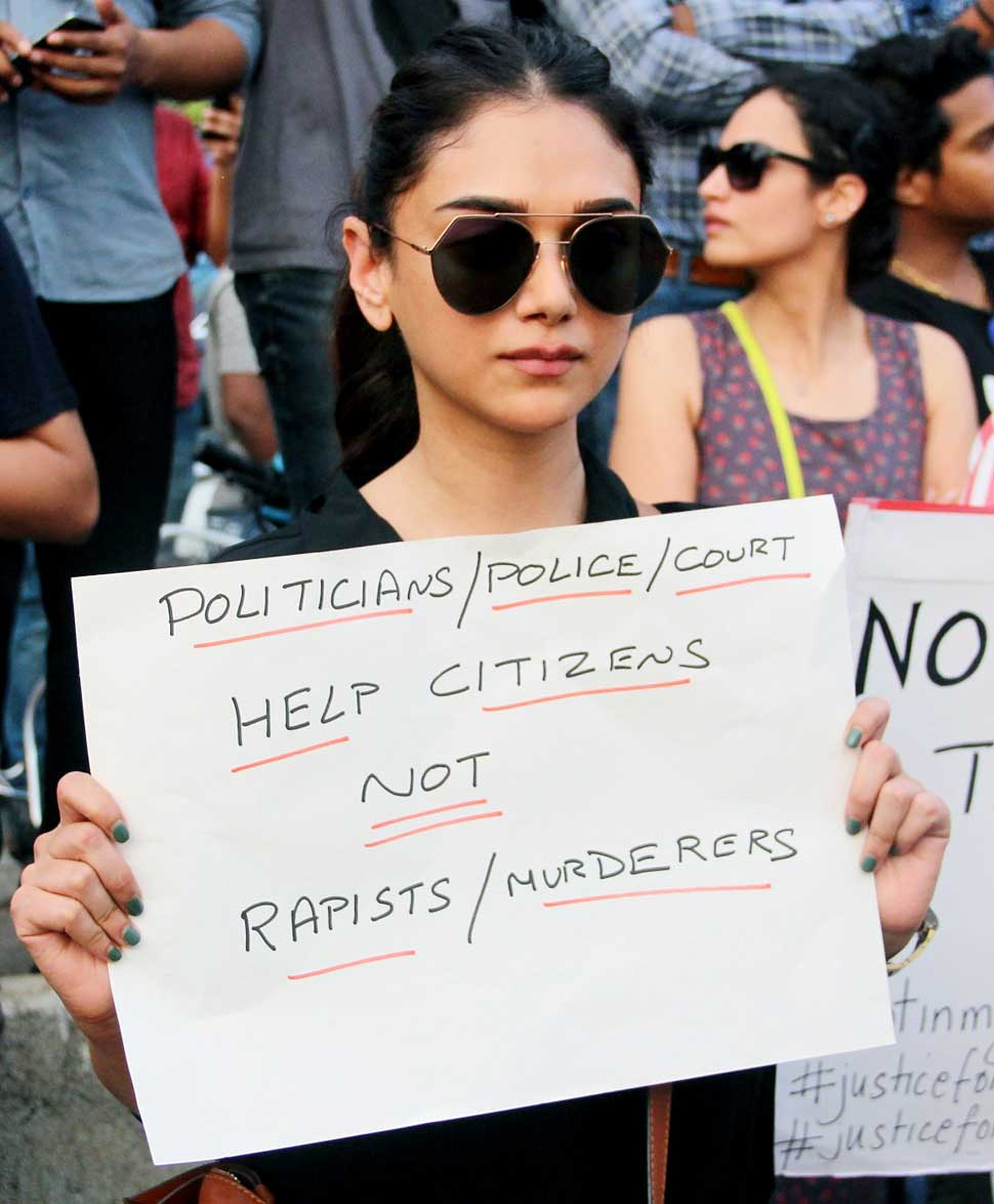 Kathua and Unnao rape case