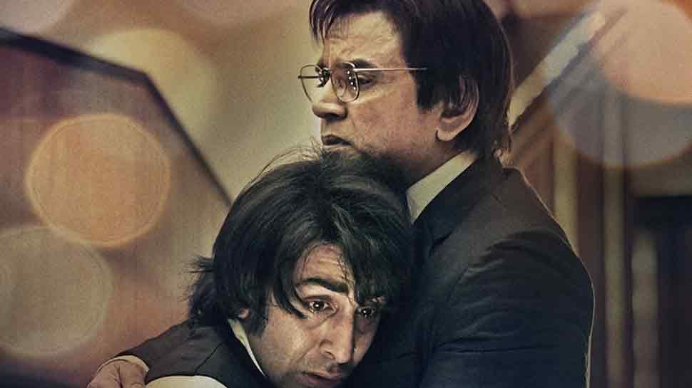 संजू सिनेमाचे नवे पोस्टर आऊट...