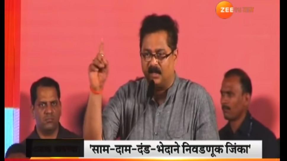 ऑडिओ क्लिप  : ...तर मुख्यमंत्री राजीनामा देणार का? - शिवसेना