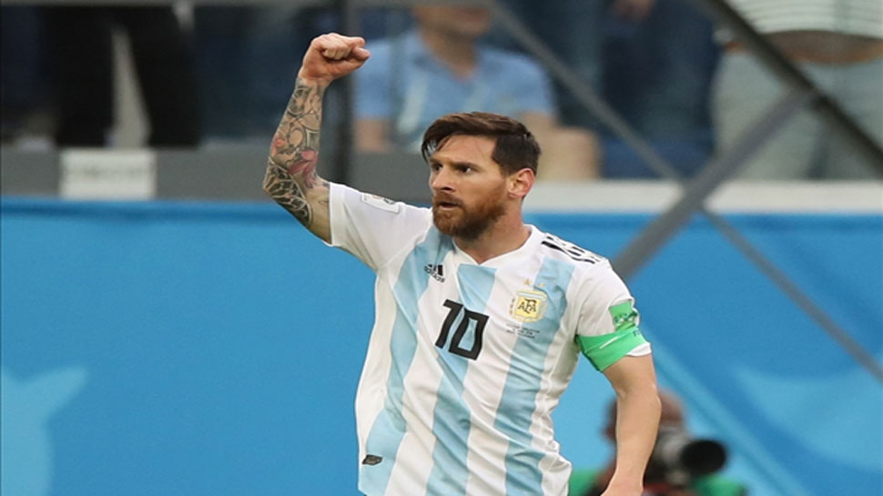 Lionel Messi, FIFA World Cup 2018,