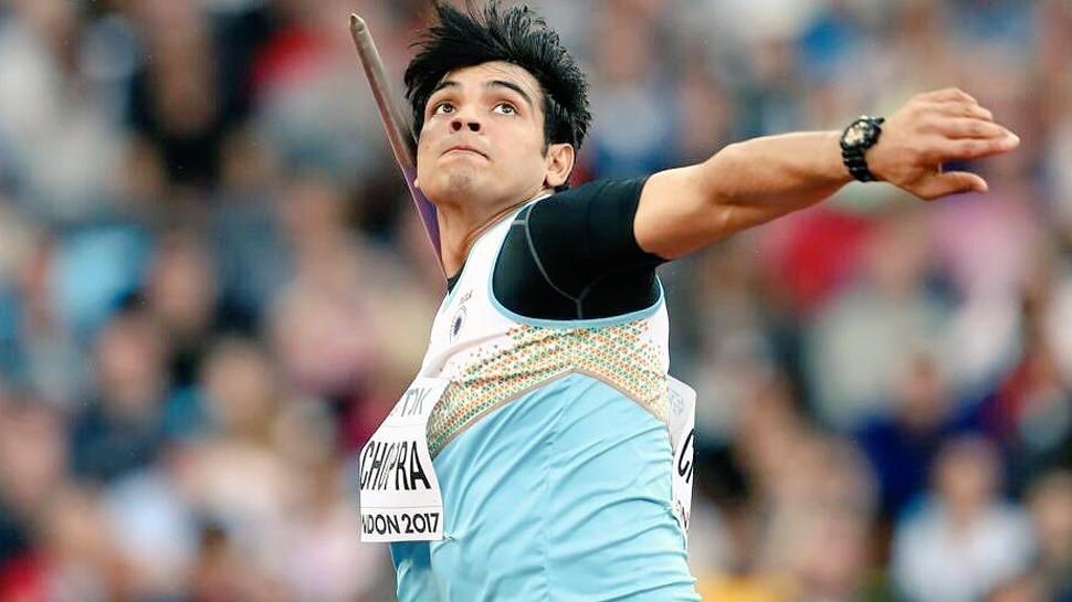 भालाफेकीत भारताच्या नीरजला सुवर्ण पदक