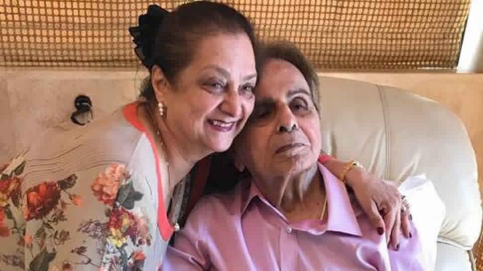 20 वर्ष मोठ्या असलेल्या दिलीप कुमार यांच्याशी लग्न करून सायराला मिळाला धोका...