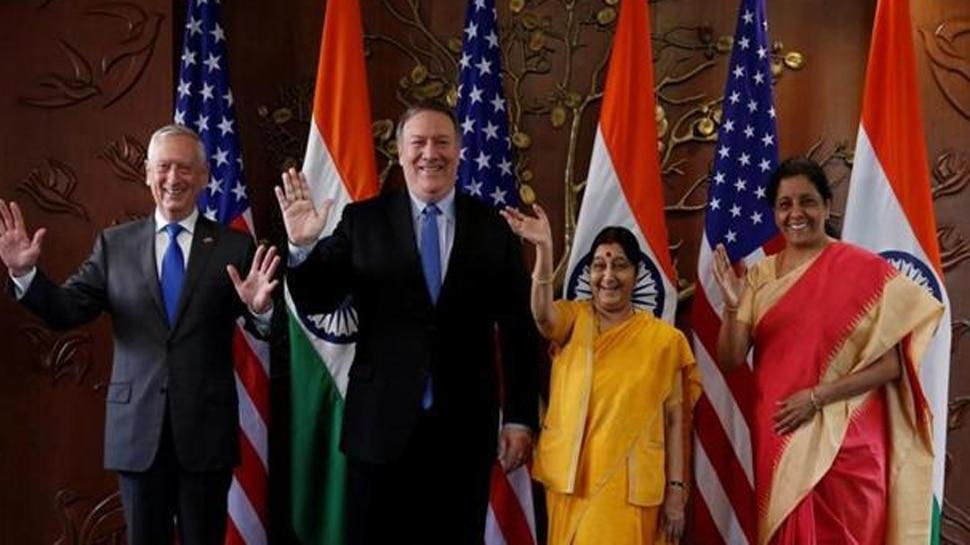 भारत - अमेरिका यांच्यातल्या संबंधांचा नवा अध्याय