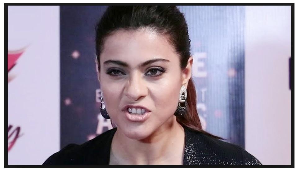 अभिनेत्री काजोलची अजय देवगनला धमकी, 'आता तू....'