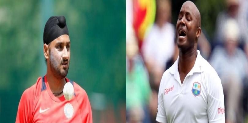 हरभजनच्या टीकेला वेस्ट इंडिजच्या खेळाडूचं सडेतोड प्रत्युत्तर