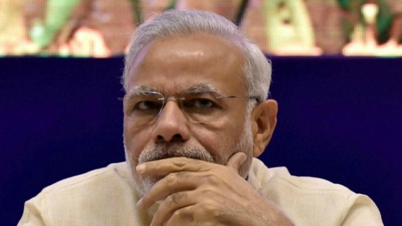 प्रश्नांची उत्तरे नसतील तर पंतप्रधानांनी राजीनामा द्यावा- राहुल गांधी