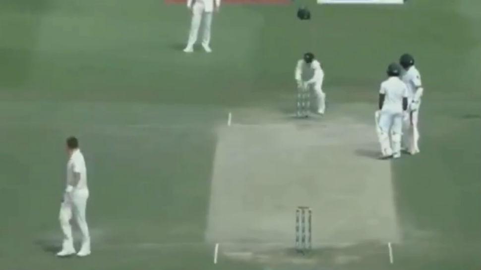 रन काढायची सोडून गप्पा मारत बसला! हे पाकिस्तानचाच खेळाडू करू शकतो