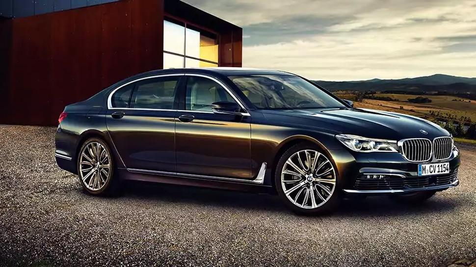 BMW कार एवढी महाग?