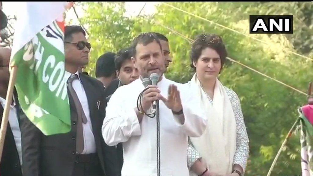 उत्तर प्रदेशात काँग्रेसची सत्ता येईपर्यंत स्वस्थ बसणार नाही; राहुल गांधींचा एल्गार
