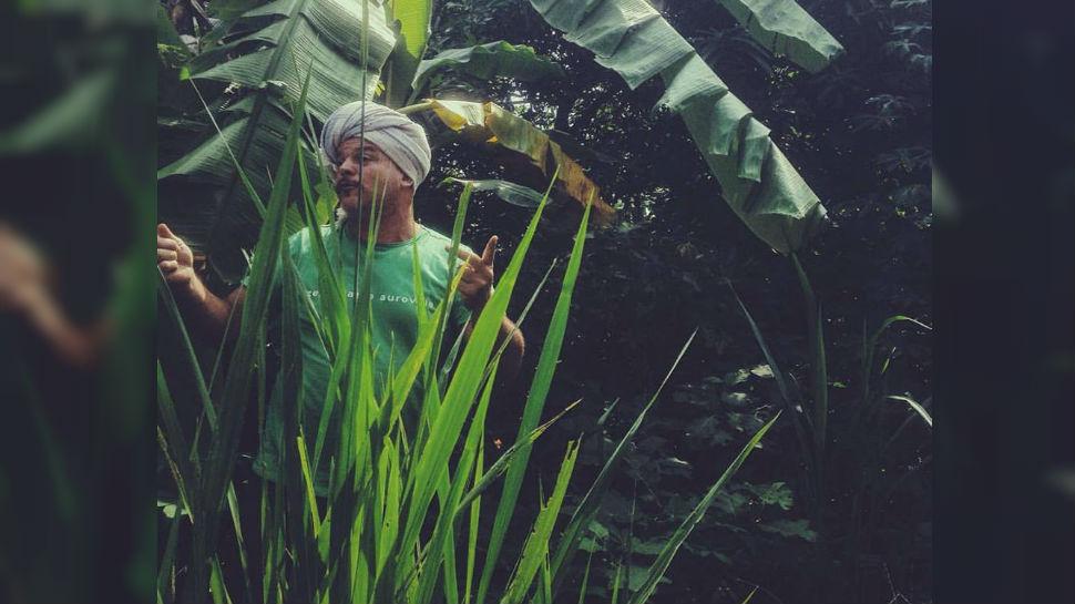 देश बदल रहा है! इंग्लंड सोडून 'तो' करतोय भारतात शेती
