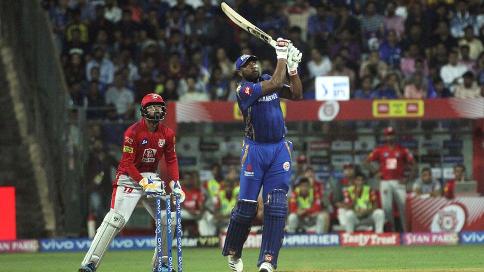 IPL 2019: 'बाजीराव' पोलार्डला म्हणाला 'राक्षस'!