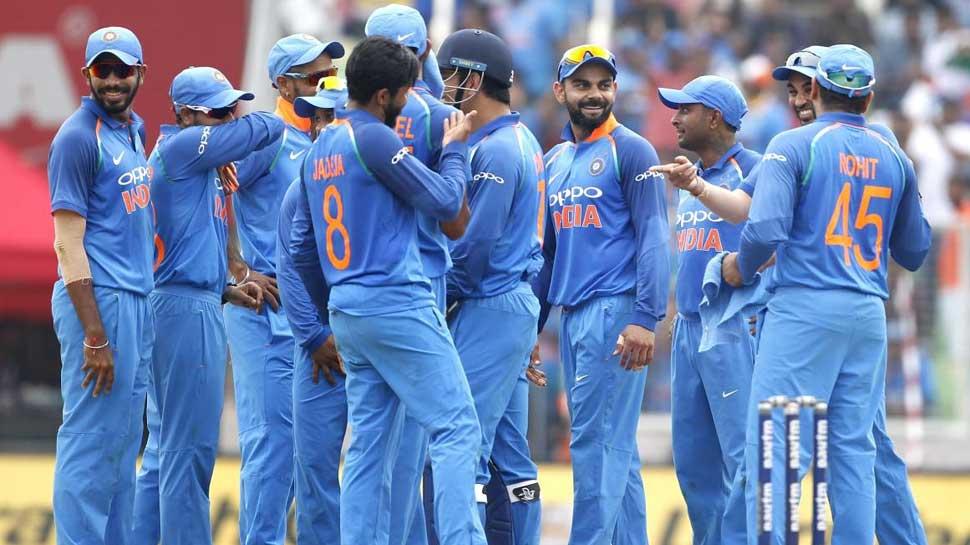 World Cup 2019 :  वर्ल्ड कपसाठी भारतीय टीमची घोषणा