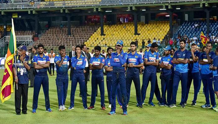 World Cup 2019: वर्ल्ड कपसाठी श्रीलंकेच्या टीमची घोषणा