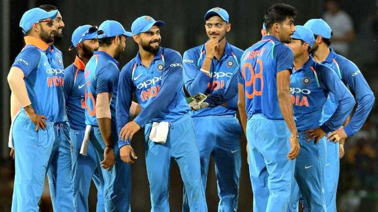 ICC T-20 Ranking | भारताची पाचव्या स्थानी घसरण, पाकिस्तान पहिल्या क्रमांकावर