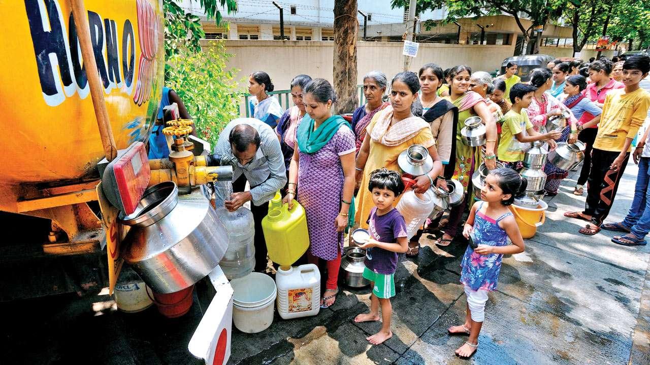 मुंबईत जुलैपर्यंत पुरेल इतकाच पाणीसाठा, अधिक पाणी कपात न करण्याचा निर्णय