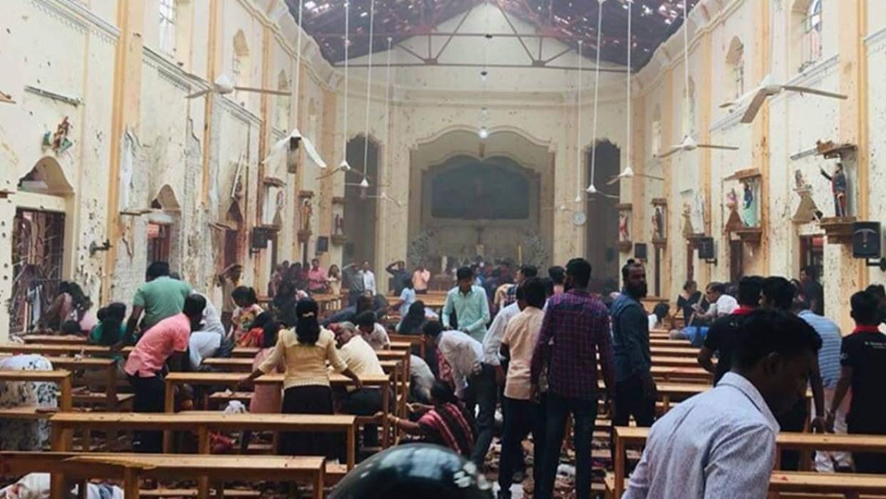 Sri Lanka Attack : 'आत्मघाती हल्लेखोर काश्मीर, केरळ आणि बंगळुरुलाही गेले होते'