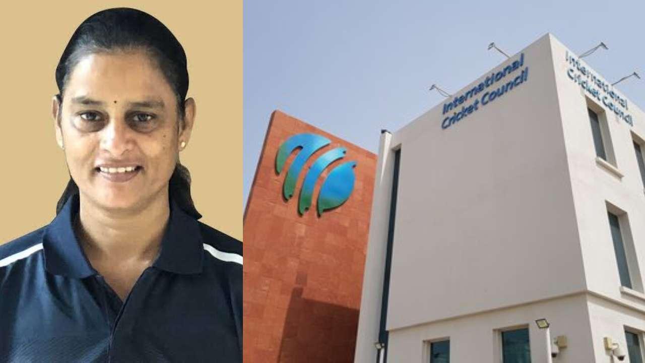 भारतीय नारी जगात भारी! जीएस लक्ष्मी आयसीसीच्या पहिल्या मॅच रेफ्री