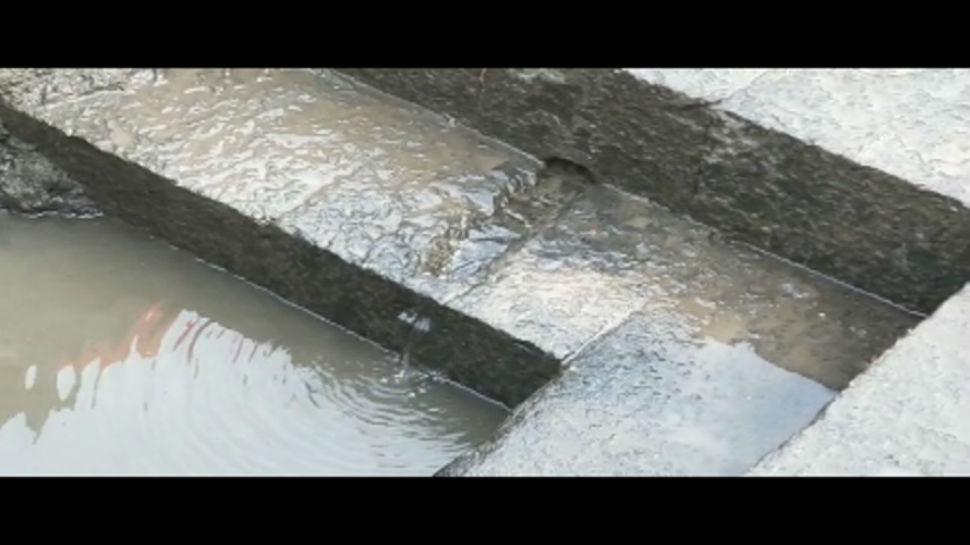 पुरातन कुंडांचं पुनरुज्ज्जीवन करताना २० फुटांवर आढळले पाण्याचे झरे