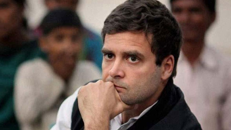 राहुल गांधींचा पक्षाध्यक्षपदाचा राजीनामा कार्यकारिणीनं फेटाळला