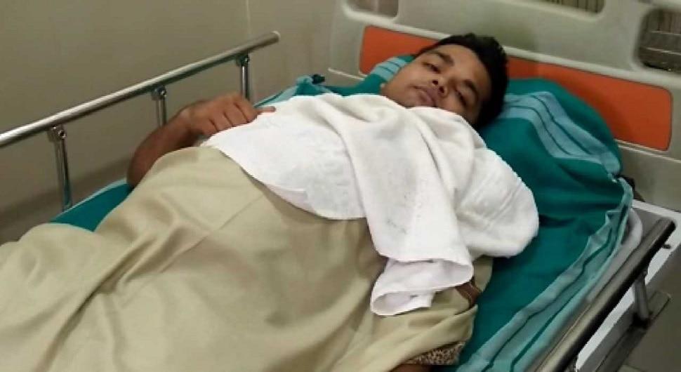 लातूरमध्ये काँग्रेस आमदाराच्या मुलावर चाकूने हल्ला