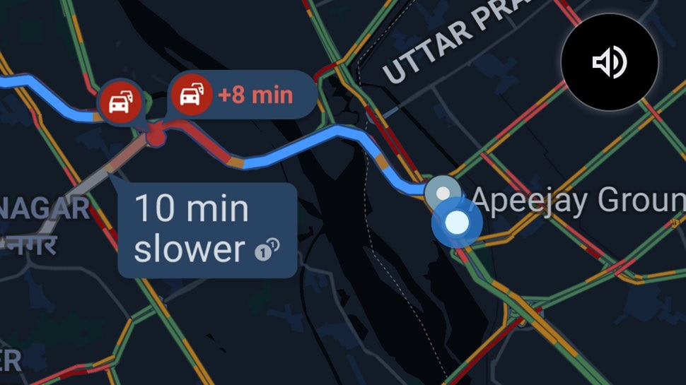 Google Map आता बस आणि रेल्वेची 'लाईव्ह लोकेशन' सांगणार