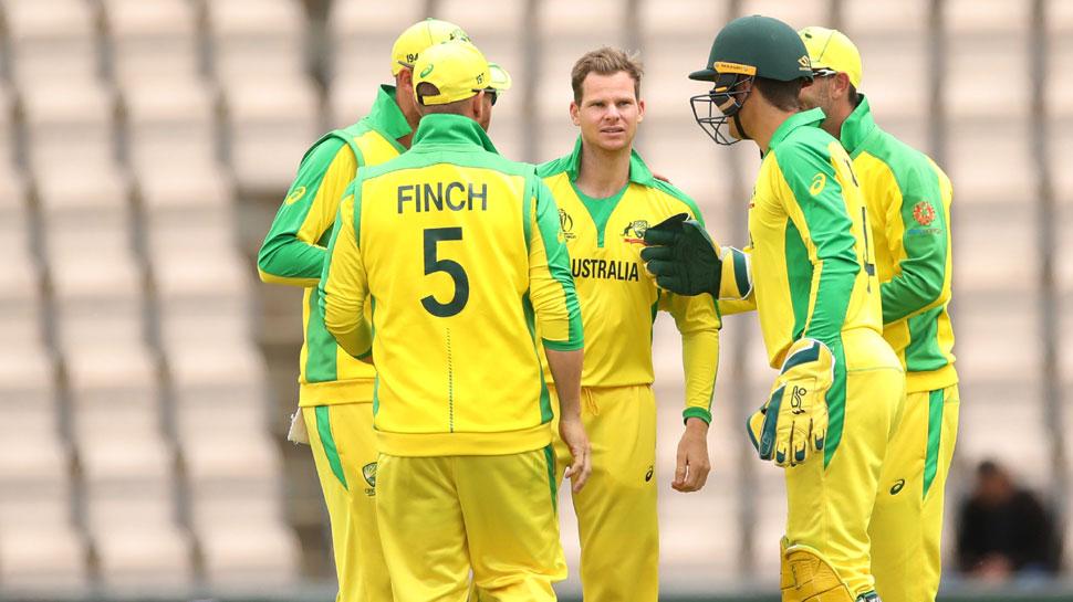 World Cup 2019 : पाकिस्तानविरुद्धच्या मॅचआधी ऑस्ट्रेलियाला मोठा धक्का