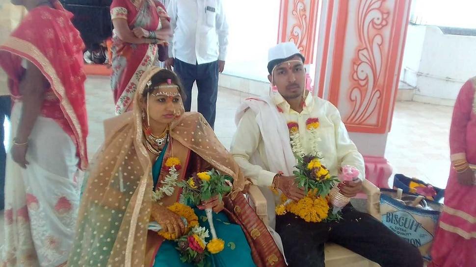 चार तरुणांशी लग्न करून फसवणूक करणारी नवरी गजाआड