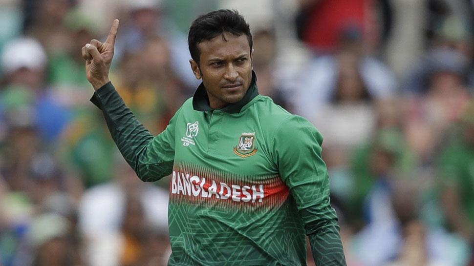 World Cup 2019 : शाकीबच्या अष्टपैलू कामगिरीमुळे बांगलादेशचा आणखी एक विजय