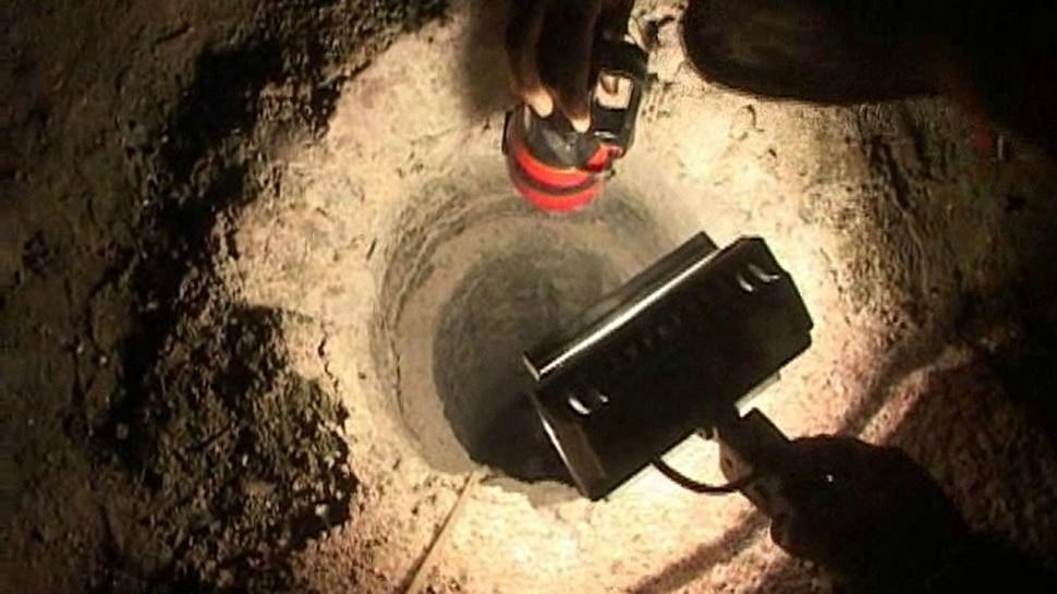 बोअरवेलसाठी उपग्रहाद्वारे अचूक स्थान शोधण्याचे तंत्र यशस्वी