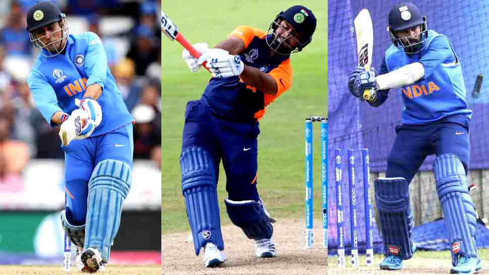 World Cup 2019 : ४ विकेट कीपर घेऊन टीम इंडिया मैदानात, रणनिती का अपरिहार्यता?