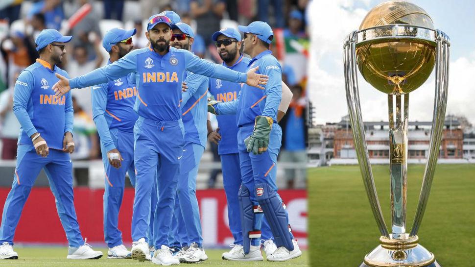 World Cup 2019 : उपांत्य फेरीत 'या' संघासह भारताची लढत; लक्ष्य फक्त एकच....