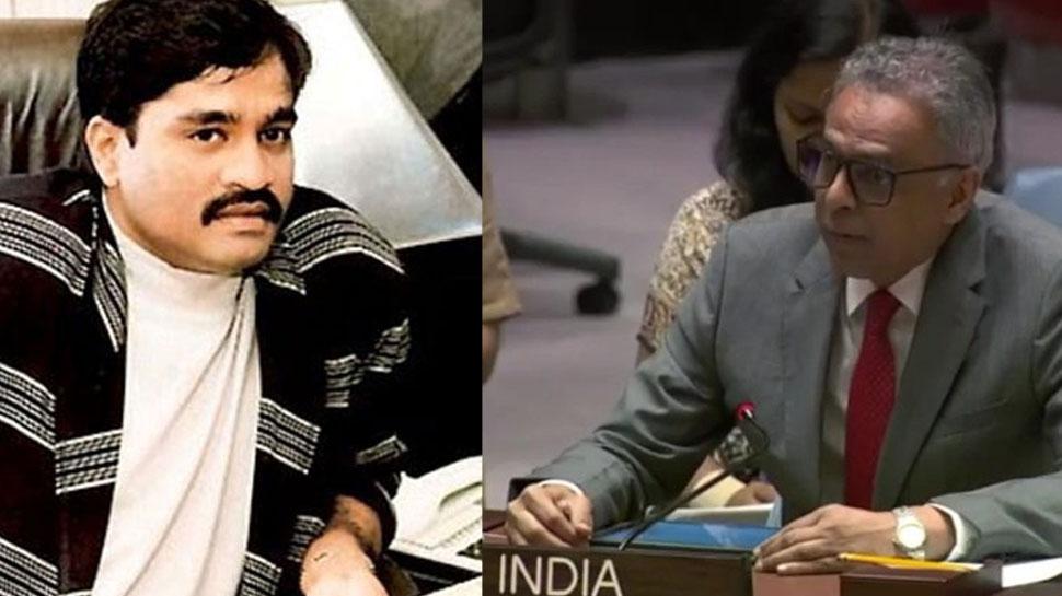 दाऊद पाकिस्तानात, संयुक्त राष्ट्राने तातडीने कारवाई करावी - भारत