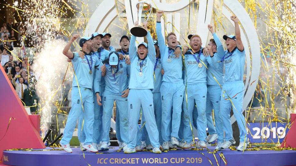 वनडे क्रमवारीत इंग्लंड पहिल्या क्रमांकावर, टीम इंडियाची घसरण