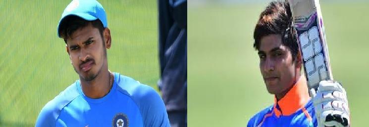 वनडेमध्ये नंबर ४ वर खेळण्यासाठी, हे दोन युवा फलंदाज