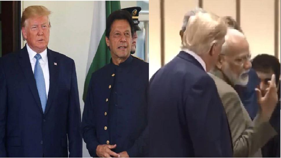 पाकिस्तान सोबत जवळीक आणि काश्मीरचा डाव ट्रम्प यांना महागात पडेल?