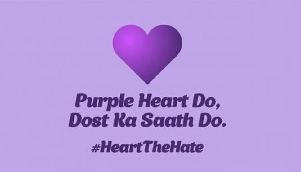 #HeartTheHate: सोशल मीडियावर पर्पल हार्ट ट्रेंड