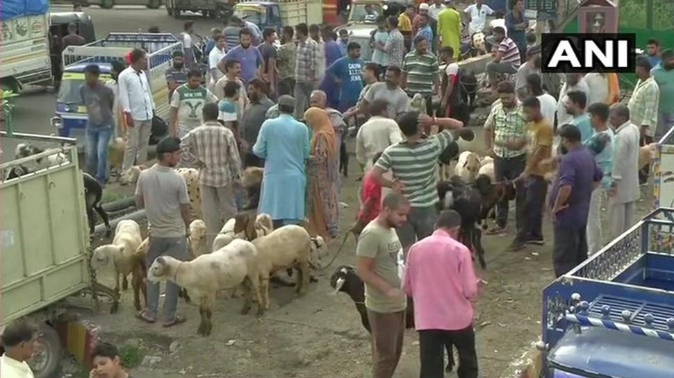 ईदसाठी जम्मू- काश्मीरच्या जनतेने उचललं महत्त्वाचं पाऊल