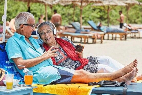 'तुम देना साथ मेरा....' वोडाफोनच्या जाहिरातीतील जोडप्याची प्रेमकहाणी ऐकली का?