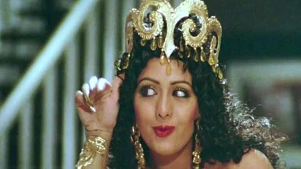 Sridevi Birthday : 'मादाम तुसाँ'ची श्रीदेवी यांना अनोखी आदरांजली