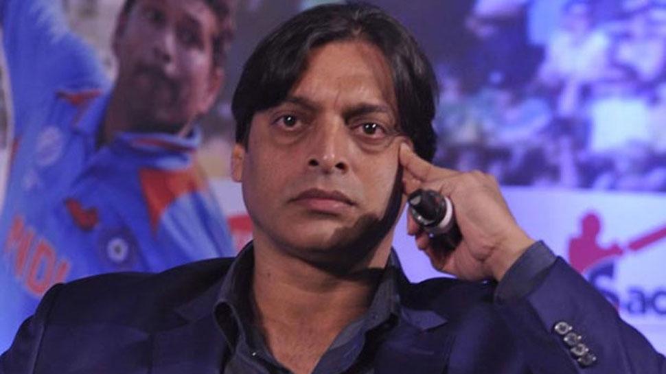 जम्मू-काश्मीरच्या प्रश्नावर शोएब अख्तरने नाक खुपसलं