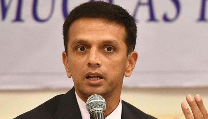 'द्रविडकडून हितसंबंधांचं उल्लंघन नाही'; बीसीसीआयचं स्पष्टीकरण