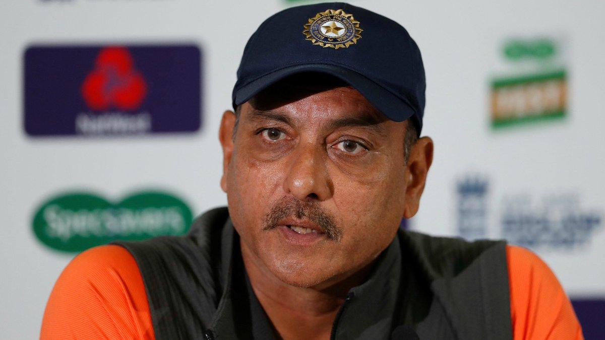 टीम इंडियाचा पुन्हा प्रशिक्षक झाल्यानंतर रवी शास्त्री म्हणतात...