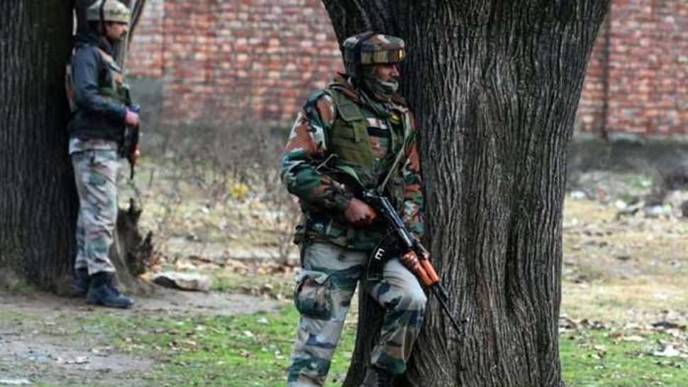 बारामुल्लात चकमक, जम्मू-काश्मीरचे एसपीओ शहीद