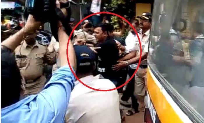 कोहिनूर स्क्वेअर गैरव्यवहार : राज ठाकरेंची ईडी चौकशी, मनसे नेत्यांची धरपकड