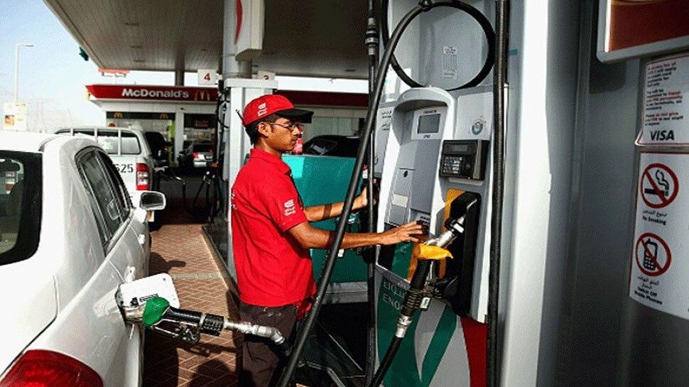 पेट्रोल-डिझेलचे भाव लागोपाठ तिसऱ्या दिवशी वाढले