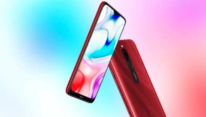 भारतीय बाजारात 'शाओमी'चा Redmi 8 स्मार्टफोन लॉन्च